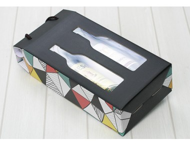 창문AT 2p 다용도(블랙디자인)박스