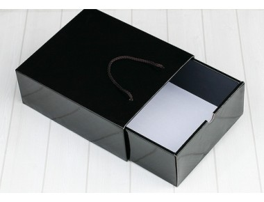 [슬리브/블랙펄] 신발&선물상자