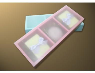☆pp슬리브 3p(핑크/무지)