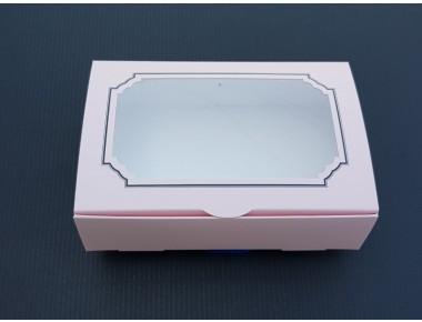 ☆창문AT(연핑크)선물&마카롱상자
